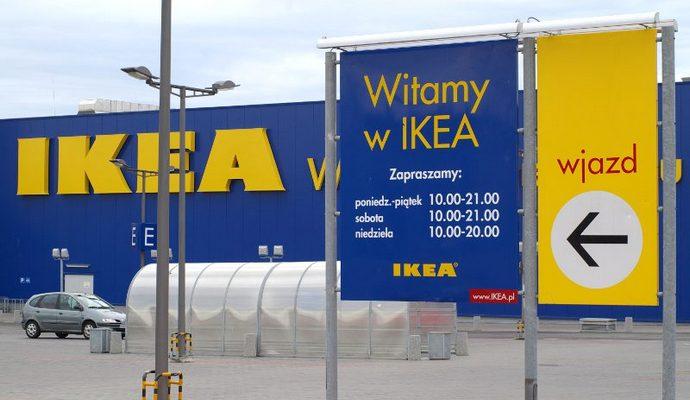 Ikea v Gdanske