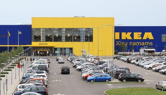 Ikea v Vilnyuse