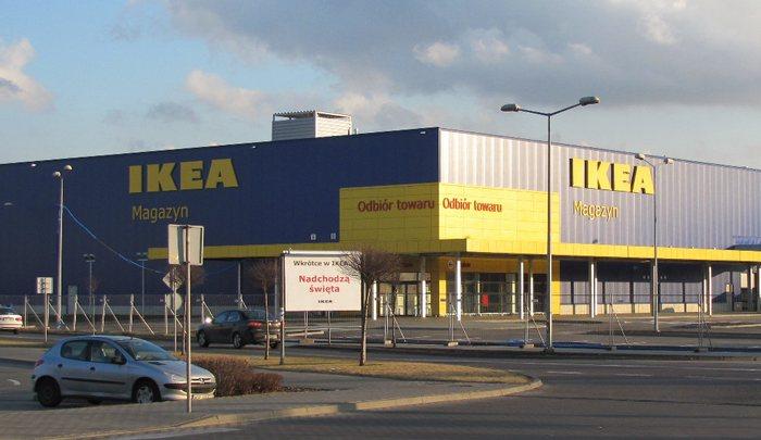 Ikea Varshava