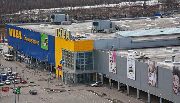 ИКЕА Нижний Новгород