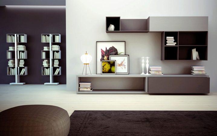 Мебель Икеа в интерьере гостиной