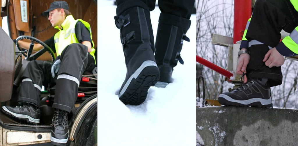 Утепленные рабочие ботинки на зиму: какие выбрать?