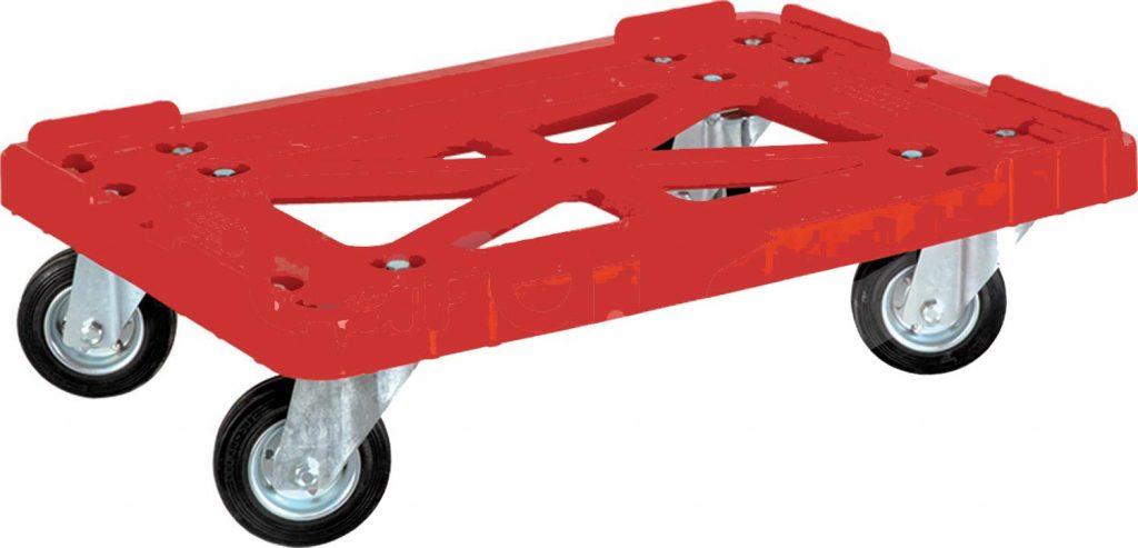 Ручные тележки для транспортировки поддонов